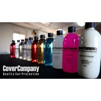 Car Care Shampoo Cover Company