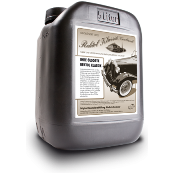 Classic engine gear oil